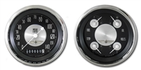 "All American Tradition 3 3/8"" SPEEDO, QUAD (fuel 240-33ohm)"