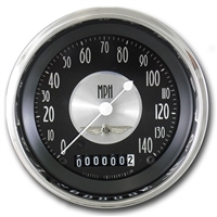 "All American Tradition 3 3/8"" SPEEDO 140 MPH"