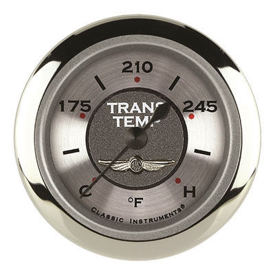 "CLASSIC INSTRUMENTS ALL AMERICAN 2 1/8"" TRANS TEMP FULL SWEEP"