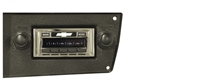 1973-1988 Chevy Suburban, Blazer USA-630 II High Power 300 watt AM FM Car Stereo/Radio with iPod Docking Cable