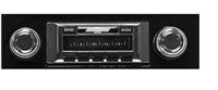 1967-1968 Chevy Impala USA-630 II High Power 300 watt AM FM Car Stereo/Radio with iPod Docking Cable