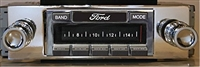 1968-1969 Ford Torino USA-630 II High Power 300 watt AM FM Car Stereo/Radio with iPod Docking Cable