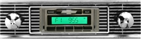 1956 Chevrolet Bel Air, Nomad Custom Autosound USA-230 AM/FM Stereo Radio 200 watts