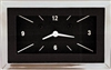 Black 1957 Chevy Clock