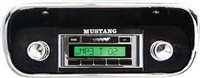 1967-1973 Ford Mustang Custom Autosound USA-230 AM/FM Stereo Radio 200 watts