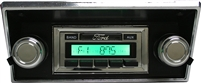 1968-1972 Ford Pickup Truck Custom Autosound USA-230 AM/FM Stereo Radio 200 watts