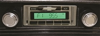1968-1976 Chevrolet Nova Custom Autosound USA-230 AM/FM Stereo Radio 200 watts