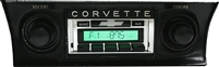 1968-1976 Chevrolet Corvette Custom Autosound USA-230 AM/FM Stereo Radio 200 watts