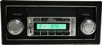 1973-1979 Ford Pickup Truck Custom Autosound USA-230 AM/FM Stereo Radio 200 watts