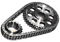 ROL-CS7050 Rollmaster - Timing Chain Set - Double Roller - Pontiac V8 287-455 - Red Series