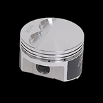 Chevy 350 -5.0cc Wiseco Flat Top Pro Tru Pistons