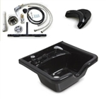 Professional salon complete sink kit