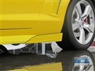 Side Rocker Winglets #33-4-125 by ACS fits 2010-2014 Camaro