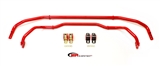 BMR Camaro Sway Bar Kit with Bushings #SB039: Front (SB038) & Rear (SB033) - fits all 2013 & 2014 Camaro models