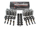"2010, 2011, 2012, 2013 Camaro SS / ZL1 .660"" Lift Platinum Valve Spring Kit with Steel Retainers for LS3 / LSA Engine #SK001 by BTR"