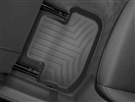 2010 2011 2012 2013 Camaro Floor Mats - Rear in Black - by Weather Tech #442672