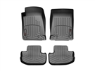 2010 2011 2012 2013 Camaro Floor Mats - Front/Rear in Black - by Weather Tech #446271, 442672