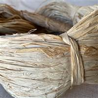 Raffia Hanks Natural