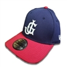 New Era Navy/Red JG Flex Hat