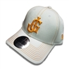 New Era White/Orange JG Flex Hat