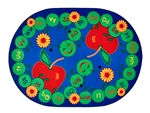 ABC Caterpillar Rug - CFK22XX - Carpets for Kids