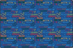 Read to Dream Pattern Rug - CFK231XX - Carpets for Kids
