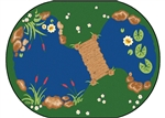 The Pond Rug - CFK30XX - Carpets for Kids