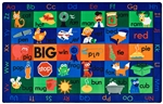 Rhyme Time Rug - CFK59XX - Carpets for Kids