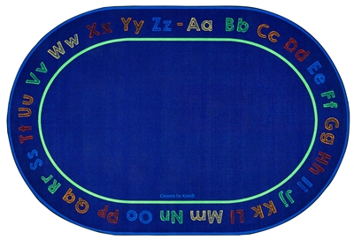 Undersea Alphabet Adventure Rug - CFK63XX - Carpets for Kids