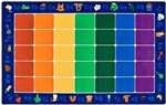Fun with Phonics Rug - CFK96XX - Carpets for Kids