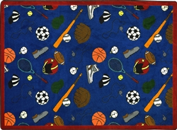 Multi-Sport Rug - JC1417XX - Joy Carpets