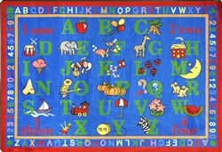 Phonics Fun Rug - JC1422XX - Joy Carpets