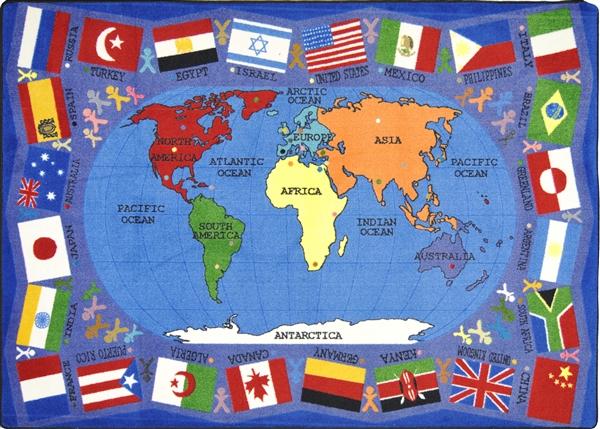 Flags Of The World Rug Jc1444xx Joy Carpets