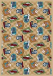 Fabulous Fifties Rug - JC1461XX - Joy Carpets