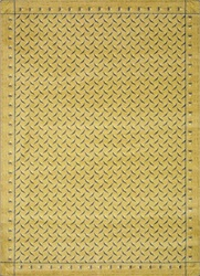 Diamond Plate Rug - JC1504XX - Joy Carpets