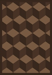 "Highrise Wall-to-Wall Carpet - Chocolate - 13'6"" - JC1508W03 - Joy Carpets"