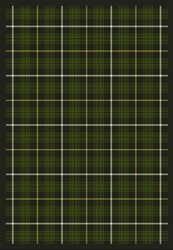 "Bit O Scotch Rug - Scotch Pine - Rectangle - 3'10"" x 5'4"" - JC1511B03 - Joy Carpets"