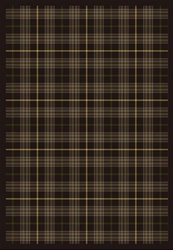 "Bit O Scotch Rug - Bark Brown - Rectangle - 5'4"" x 7'8"" - JC1511C05 - Joy Carpets"