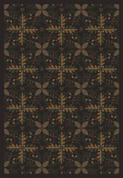"Tahoe Rug - Dark Timber - Rectangle - 7'8"" x 10'9"" - JC1516D02 - Joy Carpets"