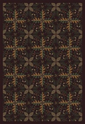 "Tahoe Wall-to-Wall Carpet - Burgundy - 13'6"" - JC1516W03 - Joy Carpets"