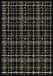 "Saint Andrews Rug - Flannel Gray - Rectangle - 5'4"" x 7'8"" - JC1524C05 - Joy Carpets"