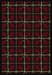 "Saint Andrews Wall-to-Wall Carpet - Lumberjack Red - 13'6"" - JC1524W01 - Joy Carpets"