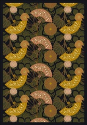 "Pacific Rim Rug - Olive - Rectangle - 3'10"" x 5'4"" - JC1570B04 - Joy Carpets"