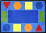 Sitting Shapes Rug - JC1671XX - Joy Carpets