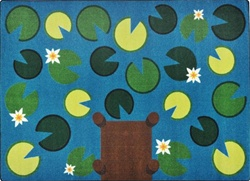 Playful Pond Rug - JC1792XX - Joy Carpets