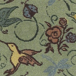 "Flights of Fantasy Wall-to-Wall Carpet - 13'6"" - JC435WXX - Joy Carpets"