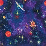 Space Explorer Fluorescent Wall-to-Wall Carpet - 12' - JC43W - Joy Carpets