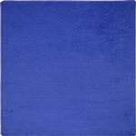 Endurance Rug - Royal Blue - Square - 6' x 6' - JC80P06 - Joy Carpets