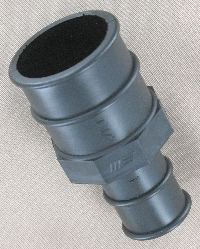 1 in. Barb x 1-1/2 in. Barb Hose Adaptor