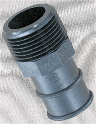 1 in. MPT x 1-1/8 in. Barb Adaptor